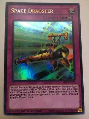 Near Mint - Rare 3 x Space Dragster 1st Edition INOV-EN000