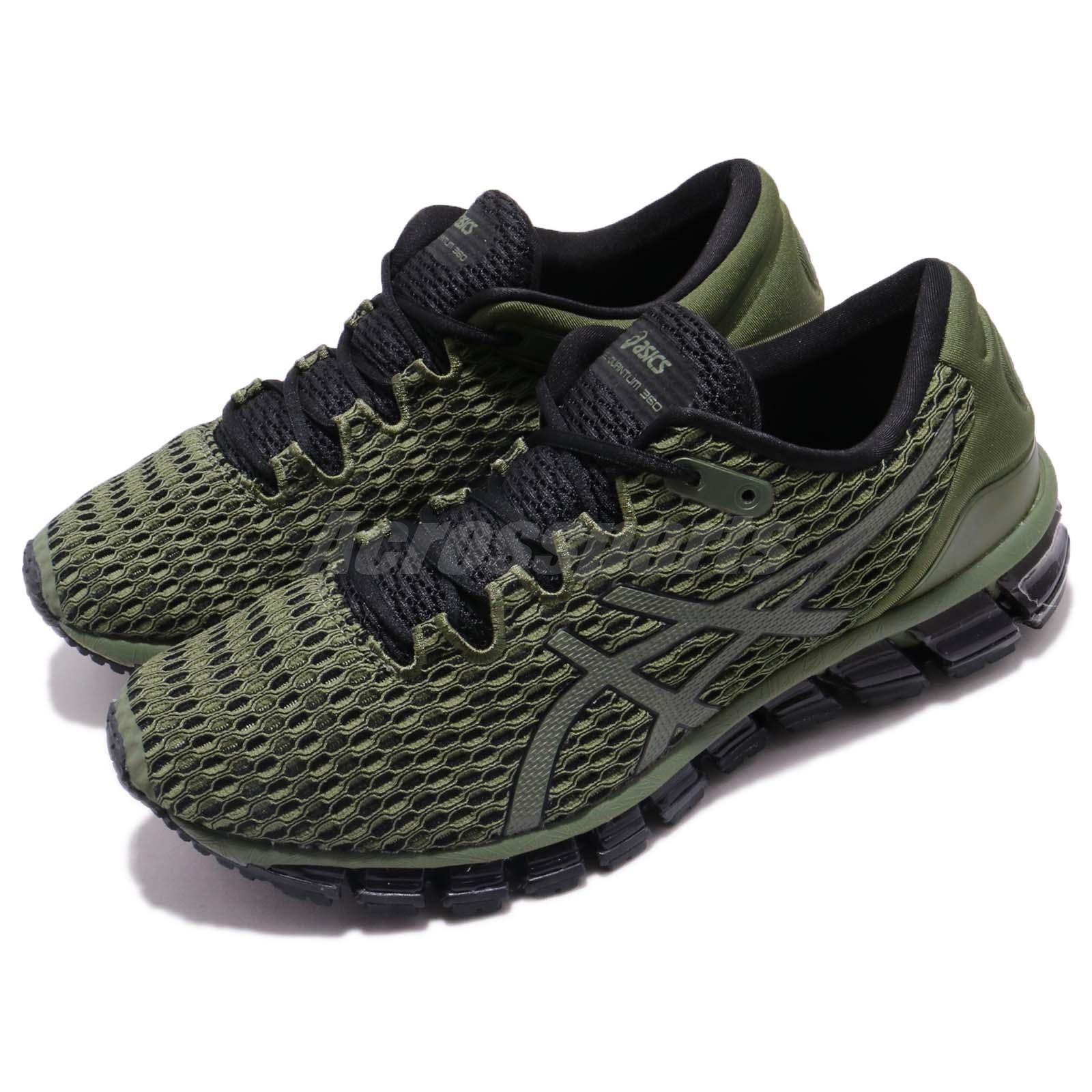 Asics Gel-Quantum 360 Shift Shift Shift MX Four Leaf verde Men Running zapatos T839N-8190 67719c