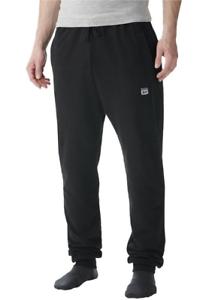 Casual Knit Sweat Pants Joggers - Black