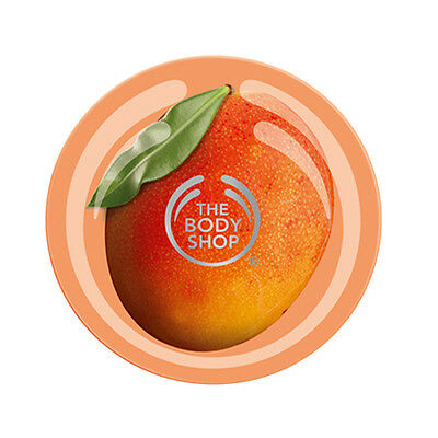 The Body Shop Body Butter Mango Scent Skin Cream Moisturiser