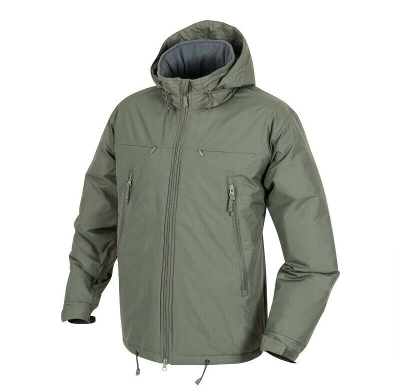 HelikonTEX HUcielo Tactical all'aperto Inverno Giacca Jacket Alpha verde XL Xgree