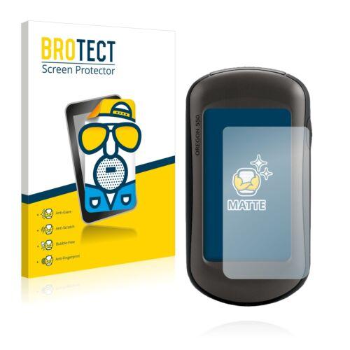 2x protector de pantalla mate para Garmin Oregon 550 recubrimiento protector protector de pantalla Lámina