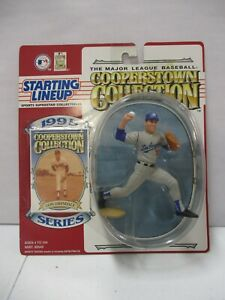 1995 Starting Lineup Cooperstown Collection Don Drysdale