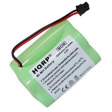 HQRP 2200 mAh Bateria para Uniden BEARCAT SPORTCAT BBTY0356001, BP-180, BP-250