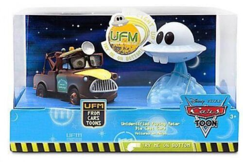 Cars Cars Toon 1:43 Multi-Packs Unidentified Flying Mater Exclusive Diecast Car