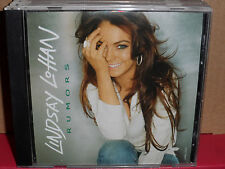 Lindsay Lohan - Rumors PROMO CD Single Mint Condition RARE