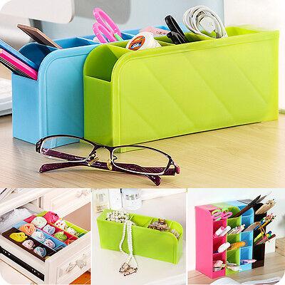 Multifunction Desk Organizer Storage Box Desk Accessories Stationery Organizer