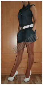Jeanskleid-Gr-M-Minikleid-Jeans-Denim-amp-Co-1206