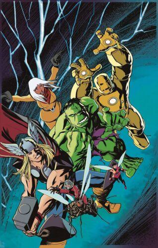 Avengers #675 Avengers Variant