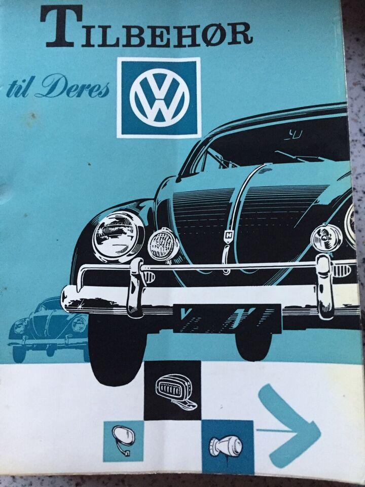Parkeringslys, VW 1200