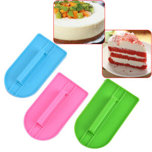 Adjustable Cake Smoother Cutter Decorating Fondant Sugarcraft Icing Mould Tools