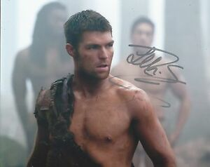 Liam-McIntyre-Spartacus-Hand-Signed-8x10-Autographed-Photo-w-COA
