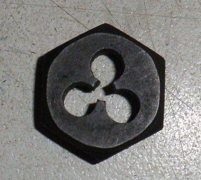 """parallel hex die nut RH Brass BSB 11//16/"""" x 26 P/&N"""