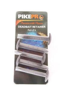 Pikepro Deadbait Retainers Stops Baiting Tools