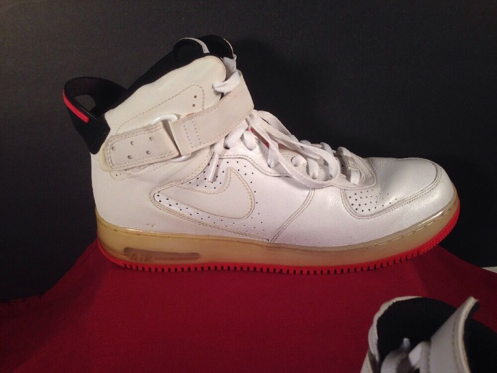 3d77845e0559 ... Nike Jordan Air Flu Game Force 1 Size Size Size 10.5 Retro 6 Infrared  Ls 351029 ...