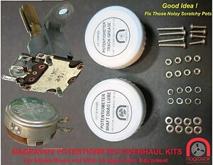 audio potentiometer overhaul kits for revox a77 b77 pr99 g36 studerimage is loading audio potentiometer overhaul kits for revox a77 b77