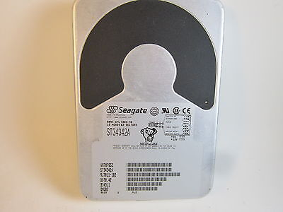 Seagate Medalist 4.3GB 3.5in 4500RPM IDE HDD ST34342A