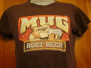 Image Is Loading MUG ROOT BEER Youth Med T Shirt Dog