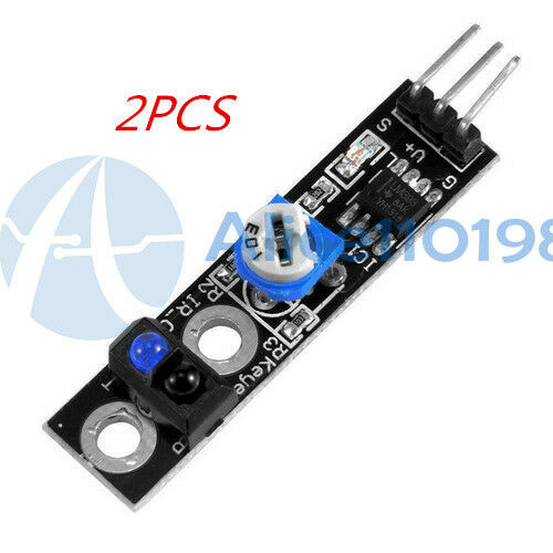 2PCS KY-033 Tracing Sensor Arriving Obstacle Avoidance Sensor For Arduino New
