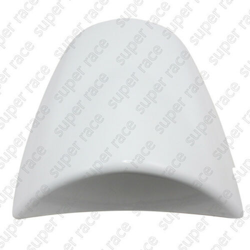 White Rear Seat Cover Cowl Tail Panel For Kawasaki Ninja ZX-6R ZX636 2003-2004