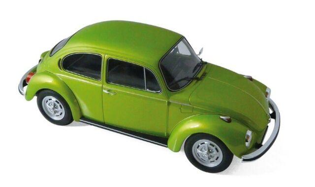 Volkswagen VW 1303 1972 Green Metallic 1:18 Model 188523 NOREV