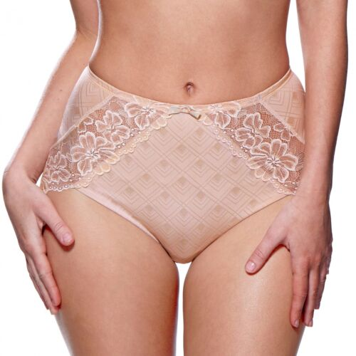 Brand New......Charnos 146209 Betsy High Waist Brief 10-18 Black or Nude
