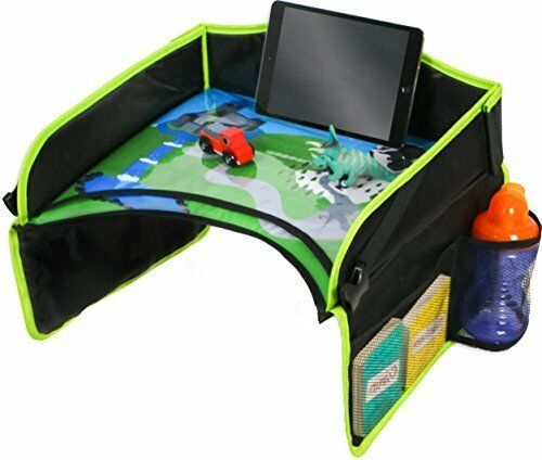 EasyXplorer Kids Travel Activity Tray with Erasable Drawing Surface AND Exclusiv