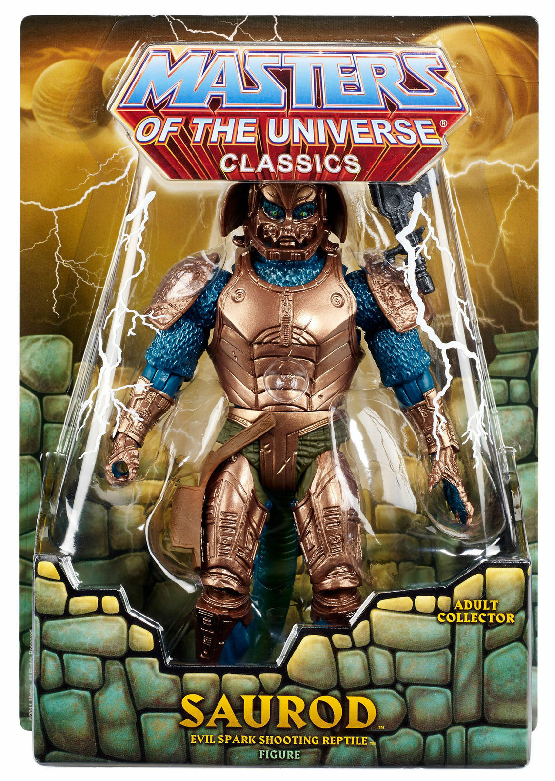 Masters of the Universe Saurod™ Figure - MOTU
