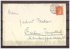 Empire-Allemand-Minr-466-Cologne-apres-Berlin-Tempelhof-18-03-1932