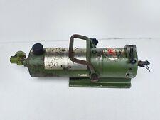Riken Seiki On 15 2k Air Hydraulic Foot Pump 2000 Bar 29000 Psi 1