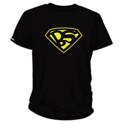 Karl Pilkington T-shirt Logo Homme conneries Unisexe T-Shirt super héros