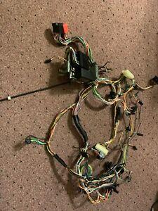 1981 1982 1983 classic saab 900 non-turbo instrument cluster wiring harness  | ebay  ebay
