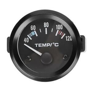 2-034-52mm-Kuehlwasser-Wassertemperatur-Anzeige-Universal-Zusatz-Instrument