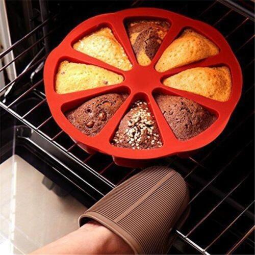 CUISINE RONDE Pain Bakeware Silicone Moule À Gâteau Moule Plateau De Cuisson Moule Luang por