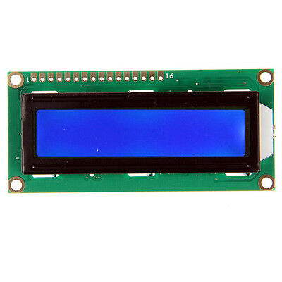 Yellow Blue Red Orange backlight LCD 1602 16x2 Characters display for Arduino