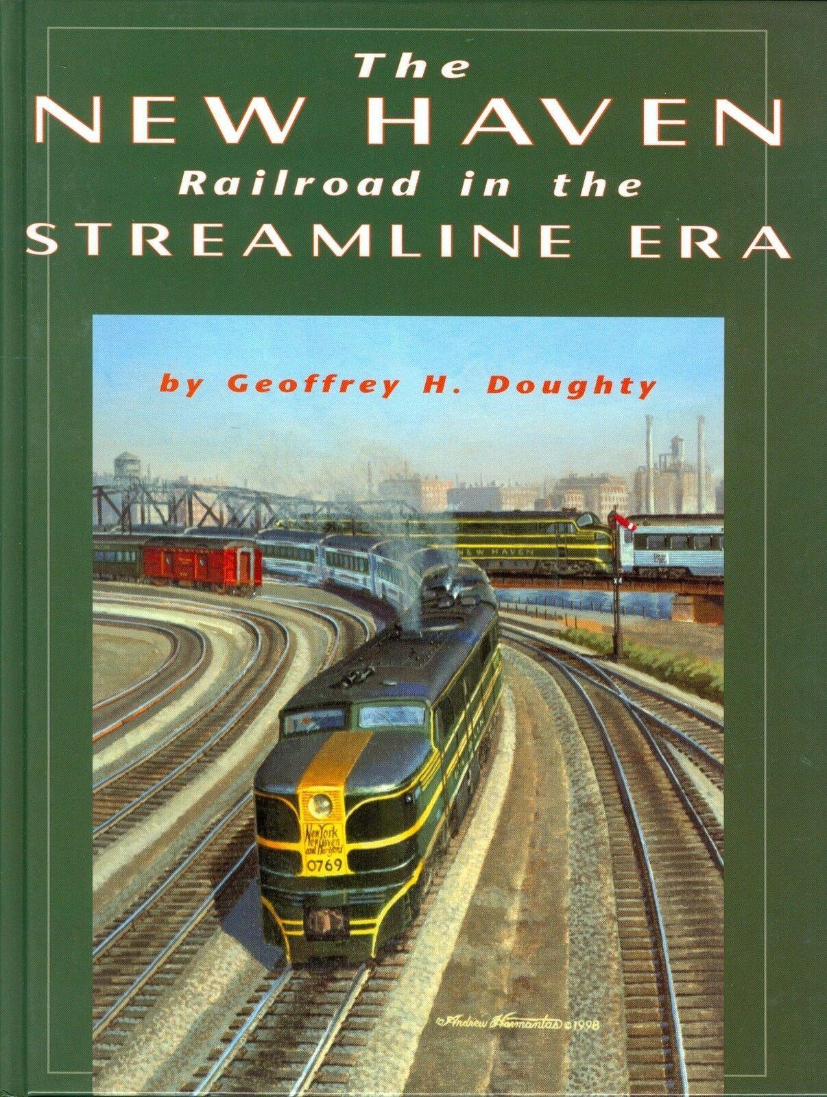 La Nuova Haven Ferrovia Nel Streamline Era: 1934 To 1960s  Out Of