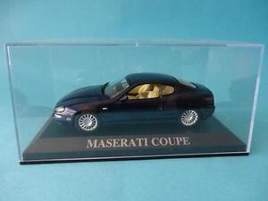 MASERATI-COUPE-1-43-NEW-NUEVO-IXO-ALTAYA-DREAM-CARS
