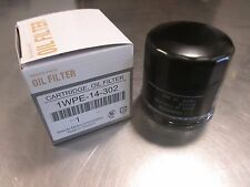 Item 2 New OEM Mazda Skyactiv Oil Filter #1WPE 14 302  New OEM Mazda  Skyactiv Oil Filter #1WPE 14 302