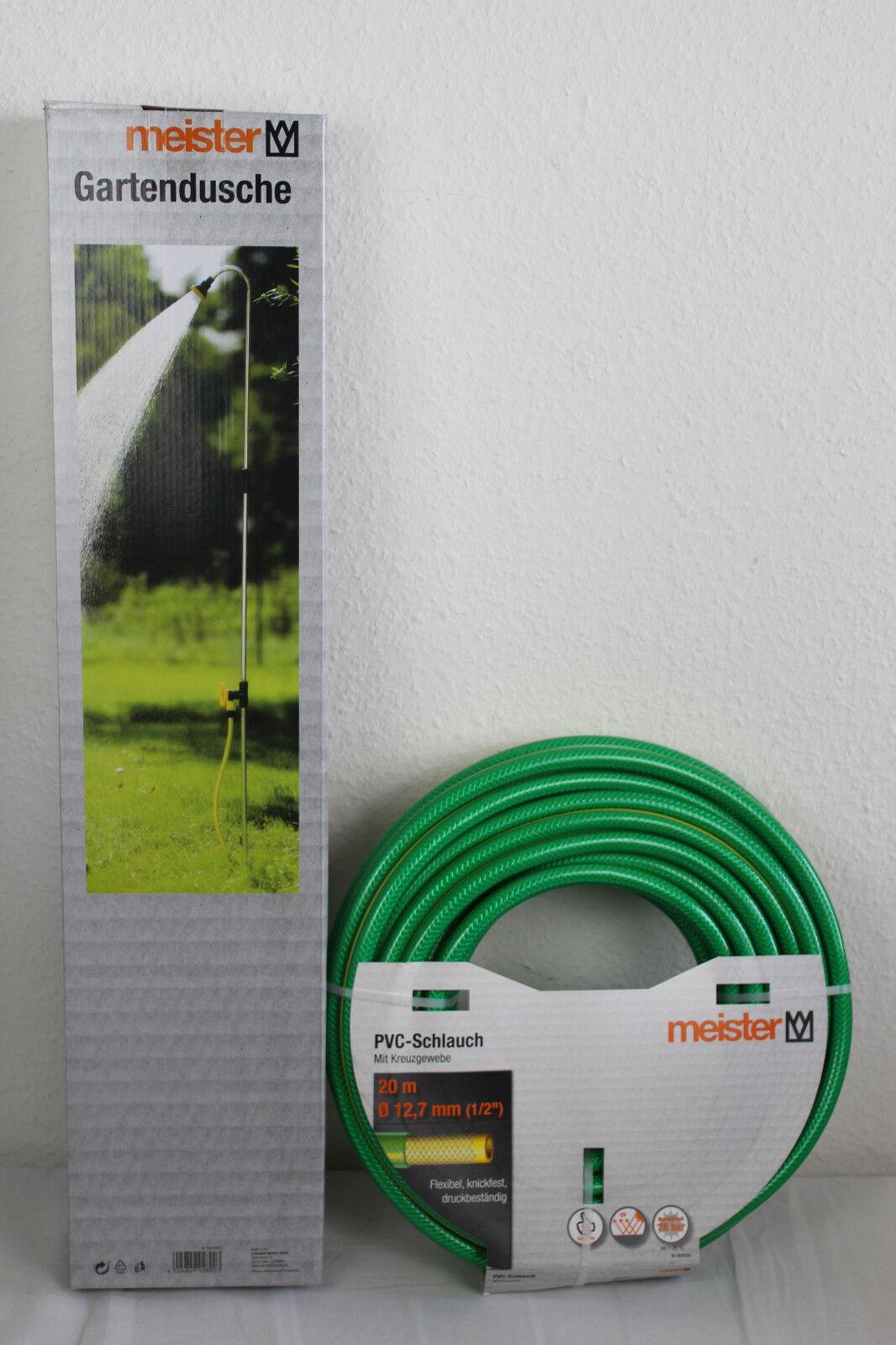 Meister Set Set Set Gartendusche 222cm9920250   Spielen Sie das Beste    Mittlere Kosten    Leicht zu reinigende Oberfläche  9b82a5