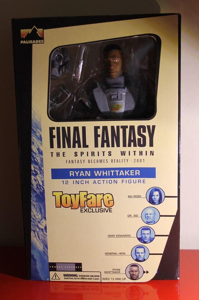 "Final Fantasy 12"" figur, Palisades ToyFare Exclusive"