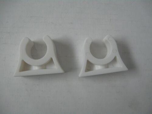"Bimini Top Boat Shade Cover Pole Storage Clip Molded Rubber Holder 7//8/"" Tube"
