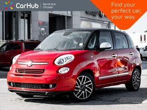 2014 Fiat 500L Lounge Panoramic Roof Beats Audio Heated Front Seats