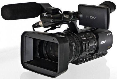 1 von 1 - Sony HVR-Z5E HDV-Hand-Camcorder Händler