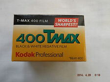 Kodak TMAX 400 B+W 35mm Film 36exp (3 Pack) ***Best****