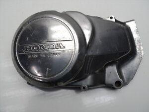Honda CM400 CM 400 #2171 Engine Side / Generator / Stator Cover (A)