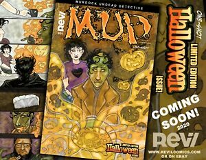 M-U-D-Halloween-issue-limited-edition-Murdock-Undead-Detective