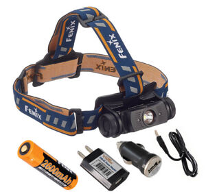 Fenix-HL60R-950-Lumens-USB-Rechargeable-Headlamp-with-AC-amp-Car-USB-Adapters