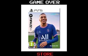 FIfa 22 Ps5 Playstation 5 Nuovo ITA Videogame Copertina ITA Promo Pre Order