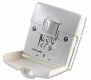 Timeguard-ZV810-Adjustable-Motion-Sensor-180-PIR-Light-Switch-White