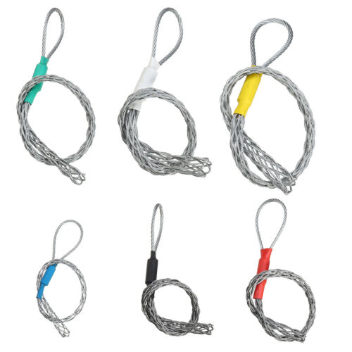 Cable Pulling Wire Socks For Telstra NBN Tools Stainless Steel 6 Colors 6 Sizes